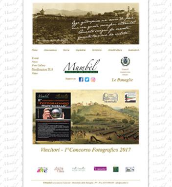 Sito Web – Associazione Culturale Mumbèl